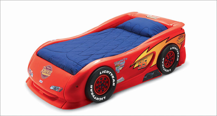 Kids-car-bed