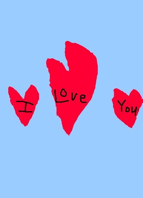 I Love You 2-14-09