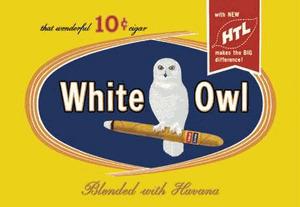 WhiteOwlPoster