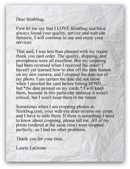 LetterToStinkbug#1