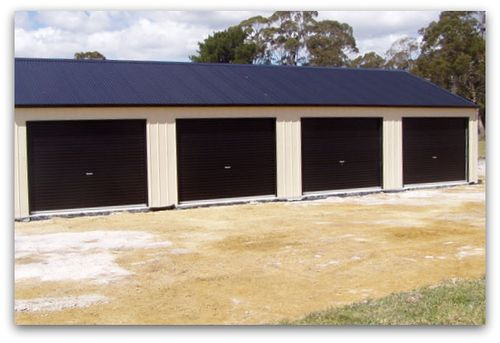 Four-Car-Garage-steel
