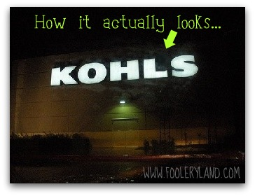 KohlsActually