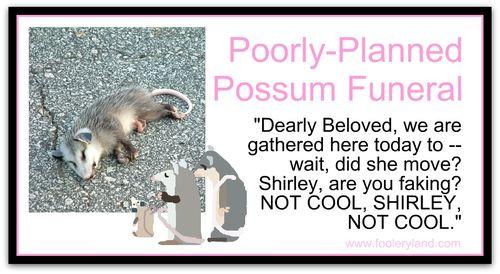 PossumFuneral