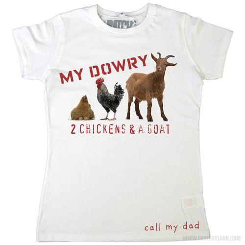 DowryShirt