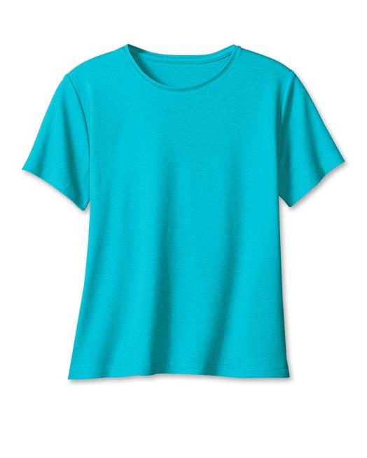 Turquoisetshirt
