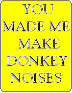 Donkey_award