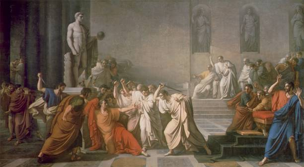 Murderjuliuscaesar