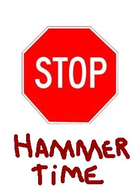 Stophammertime