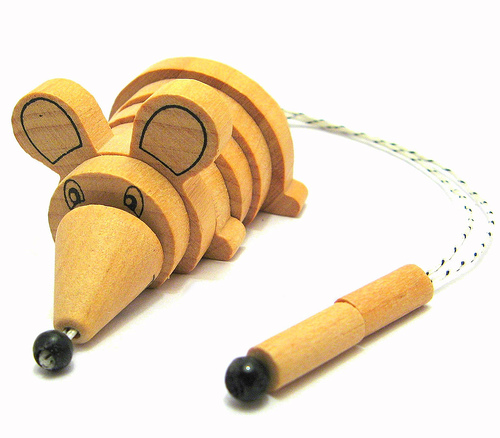 Woodenmouse